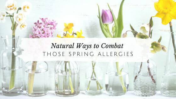 5 Tips for Tackling Those Spring Allergy Symptoms // andreadahlman.com