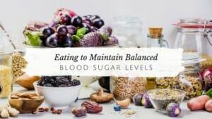How to Avoid Diabetes with Dietary Blood Sugar Balancing // andreadahlman.com