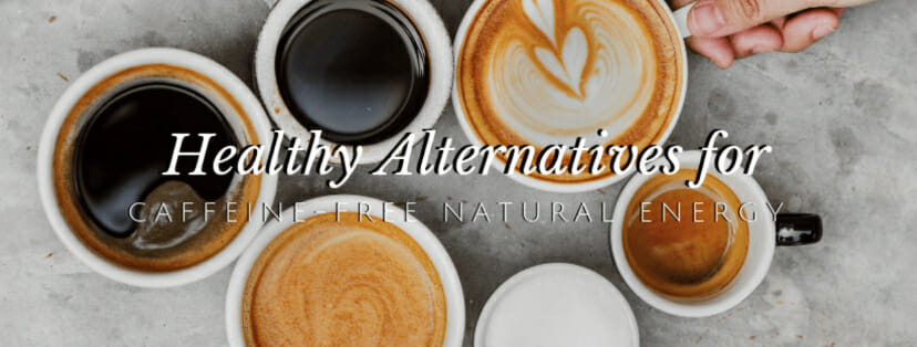 7 Ways to Boost Energy without Caffeine // redeemingnutrition.com