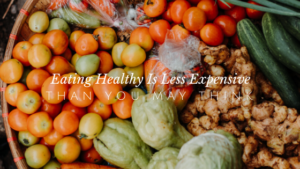 """Debunking the """"Healthy Food is More Expensive"""" Myth 