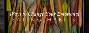 5 Ways to Ditch Emotional Eating Habits // redeemingnutrition.com