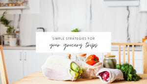 Do These Things When You Grocery Shop // andreadahlman.com