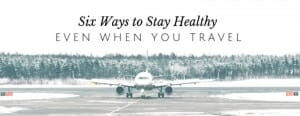 Squeezing in Exercise Even When You're Traveling // redeemingnutrition.com