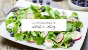 An Intro to Intuitive Eating // andreadahlman.com