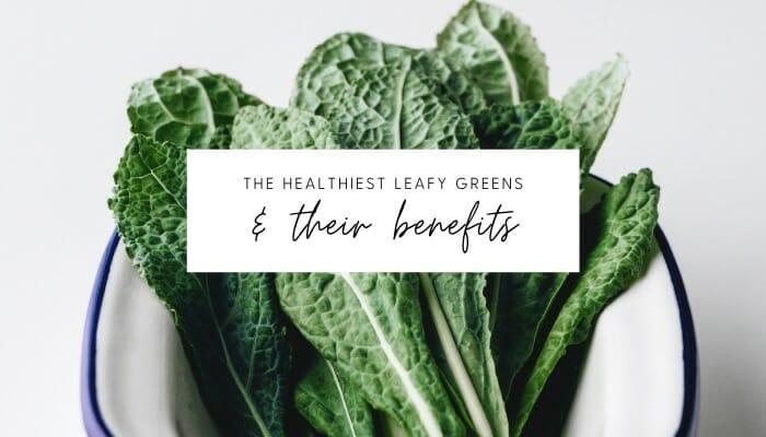 6 Types of Leafy Greens to Enjoy // andreadahlman.com