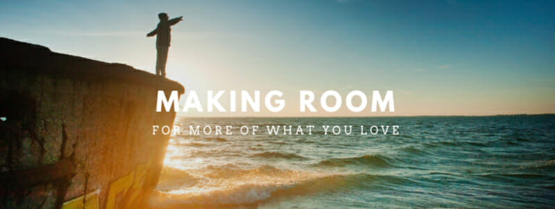 How to Do More of What You Love // andreadahlman.com