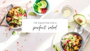 How to Craft the Perfect Salad // andreadahlman.com