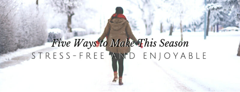 5 Reminders You Need This Holiday Season // redeemingnutrition.com