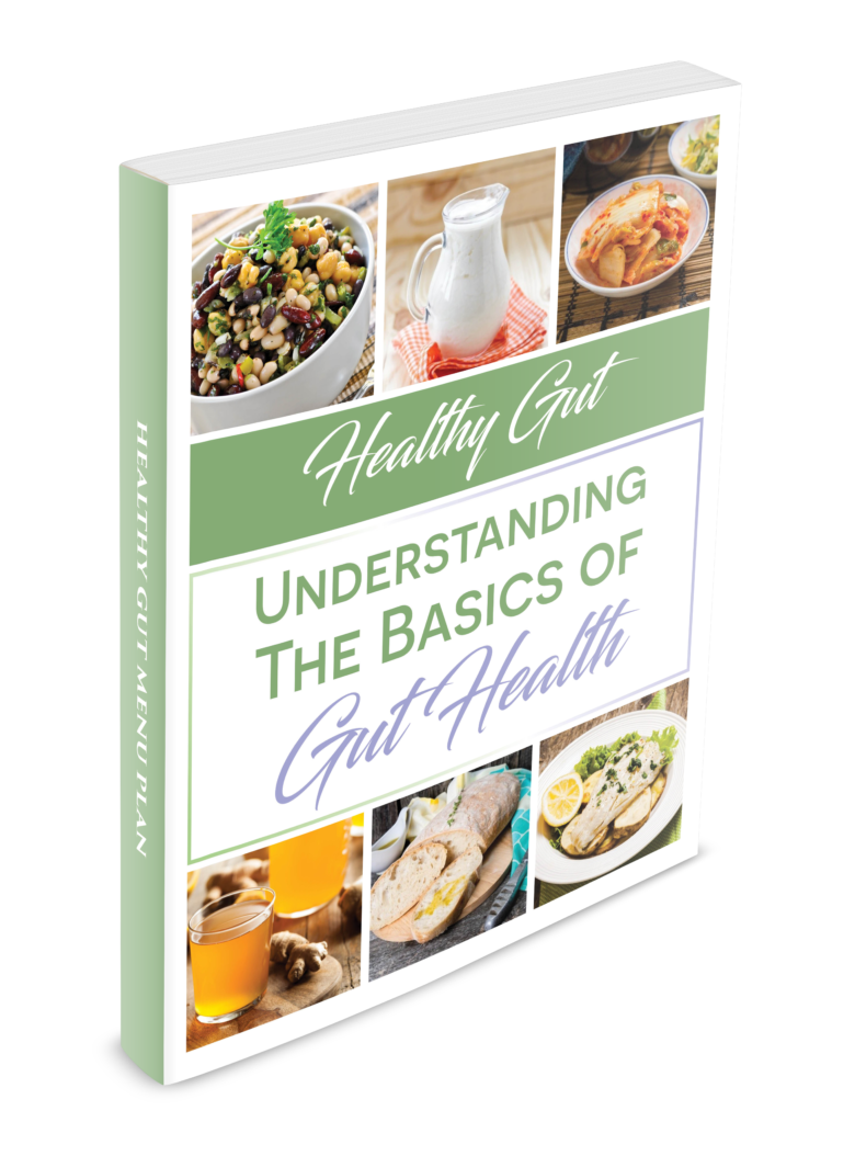 Understanding The Basics Of Gut Health 3D Cover