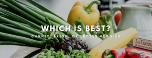 Canned, Fresh, or Frozen Veggies – Which Is Best? // andreadahlman.com